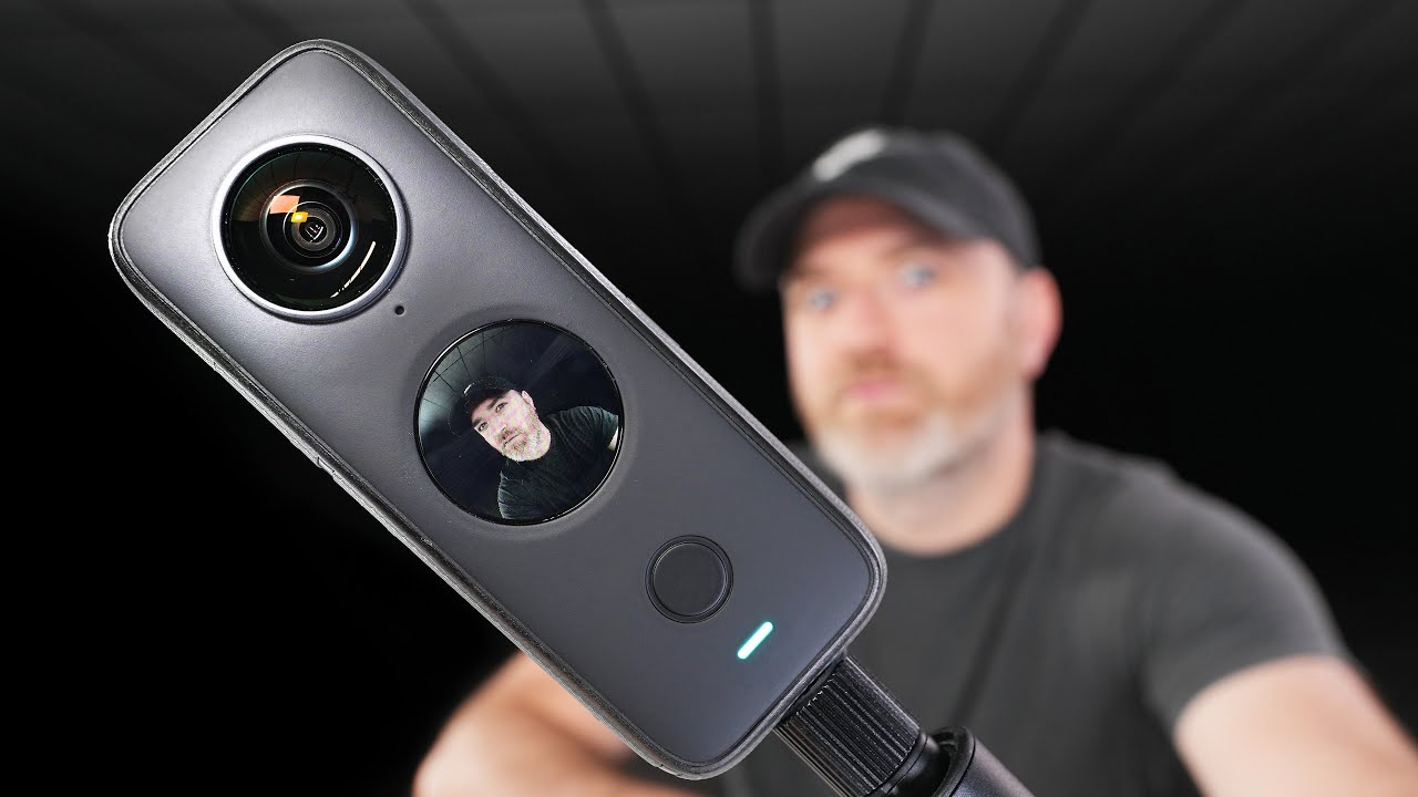 The Insta360 ONE X2 Sees EVERYTHING...