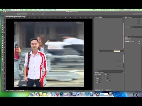 Hướng dẫn sử dụng Actions Sandstorm (bão cát) Photoshop