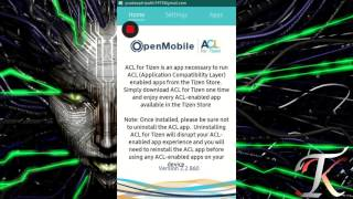 How To Get Acl Older Version 2.2.860 For Z2 Z3