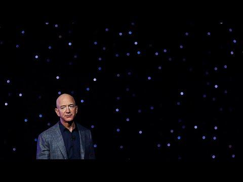 Amazon founder Jeff Bezos to fly his own rocket to space