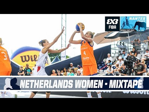 Make Netherlands Women - Mixtape - FIBA 3x3 Europe Cup 2017 Snapshots