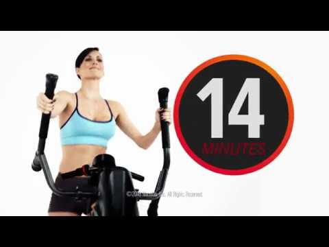 "Video: Bowflex® Crosstrainer Max Trainer ""M3"""