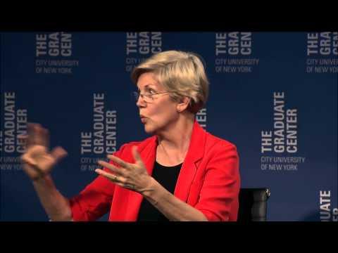 Senator Elizabeth Warren and Paul Krugman in Conversation