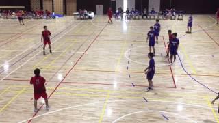 大阪市立大学ハンドボール(vs神戸①)20170705(三商)