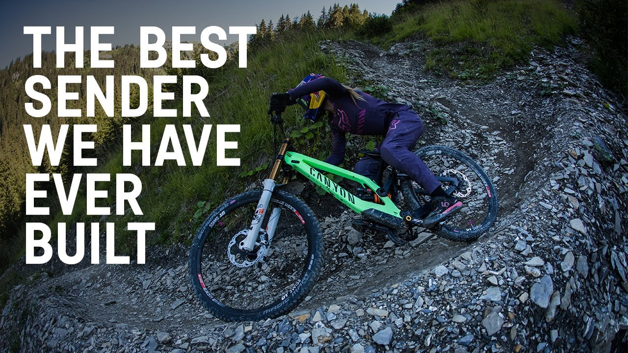 CLLCTV Team Rider Approved | Canyon Sender CFR