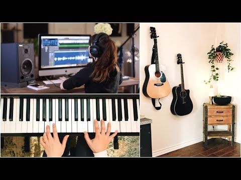 My Music Room/Home Studio - Rachel Talbott