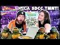 SDCC 2017 Exclusive Teenage Mutant Ninja Turtles from NECA! Classic Cartoon TMNT Action Figures!