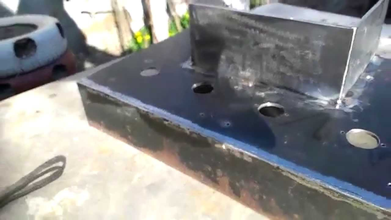 Шасси лампового УНЧ - YouTube