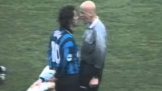 La TV dal VHS 80-90-Scheda Rai arbitri e polemiche,con P.Sousa,Collina,Trentalange,Milanese...