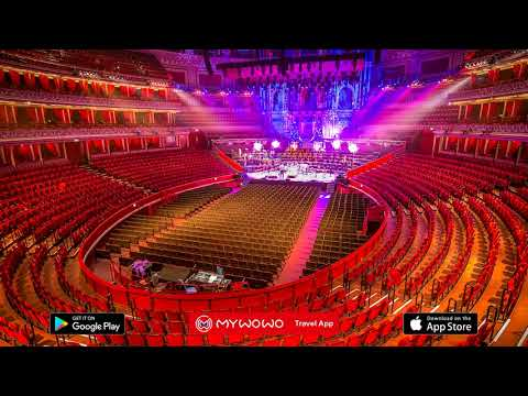 Royal Albert Hall – Présentation – Londres – Audioguide – MyWoWo Travel App