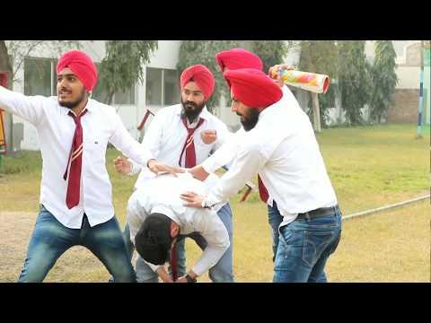 MEDICAL STUDENTS VS ARTS STUDENT | Punjabi vine 2018 | Taran13000