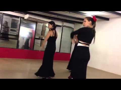 Tiento Malagueñas Academia de Flamenco