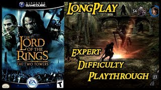 The Lord of the Rings: The Two Towers Game - Longplay Expert Difficulty Walkthrough (No Commentary)