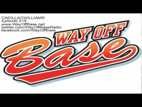 Will Cadillac Williams return to the Bucs? Way Off Base Episode 216