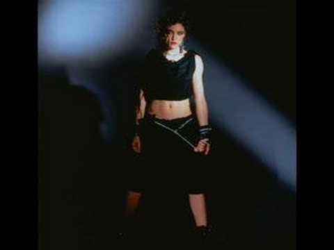 Madonna By Otto Von Wernherr - Cosmic Climb