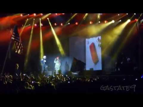 Outkast Live Concert ROME, GA Atlanta 2014