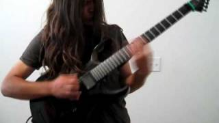 ♫Pendulum - Witchcraft (Guitar Cover)♫