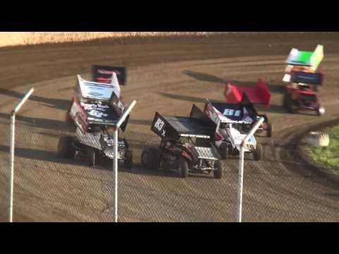 305 Sprint Heats 34 Raceway 7/23/16