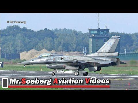 DEPARTURES  F16 Greece, Rafales, Typhoons, BAFD at KB