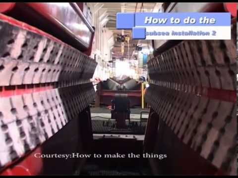 Serial How To Make The Things: How to do the Subsea Installation Eps 2 Segment 1 Of 4
