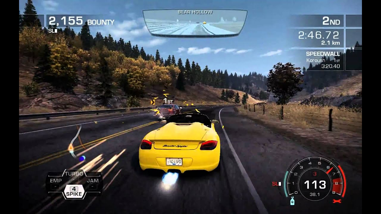 Baixar Games Pelo Torrent: Need For Speed: Hot Pursuit ...