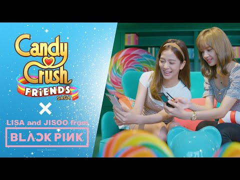 News: K-Pop Stars from BlackPink Debut New AR Feature on Candy Crush Friends Saga for Samsung Galaxy Note10 & Note10+