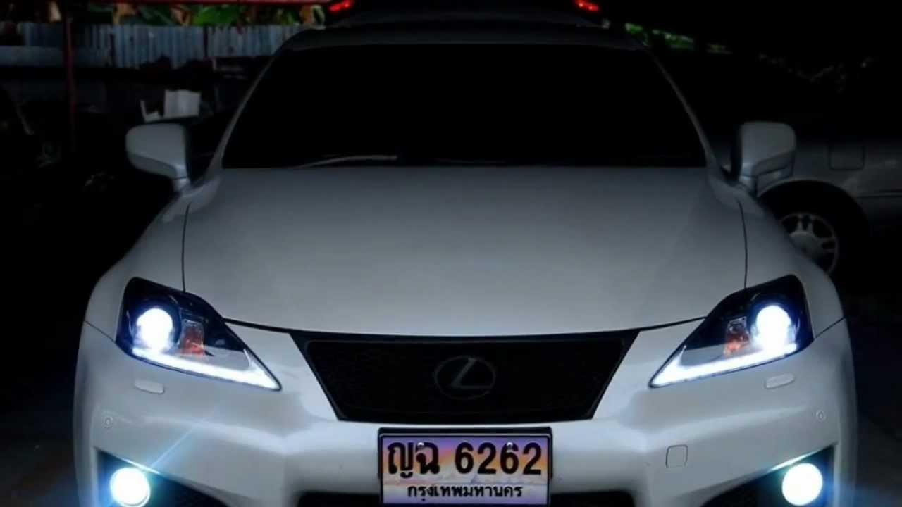 Facelift RX350, IS250 to Latest Model With 2013 Headlight ...
