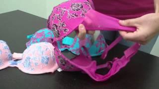 Biatta 3 pack bras