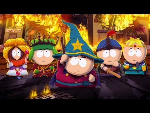 South Park: The Stick of Truth - Part 9 - ManBearPig Sensors