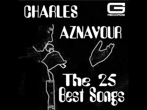 """Charles Aznavour """"The 25 Best songs"""" GR 002/16 (Official Compilation)"""