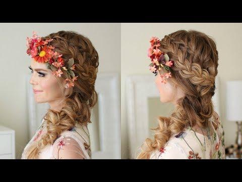 Fairy Halloween Hairstyle | Missy Sue