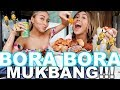 Trying Tahitian Food (Bora Bora Mukbang) | Roxette Arisa and Yes Hipolito