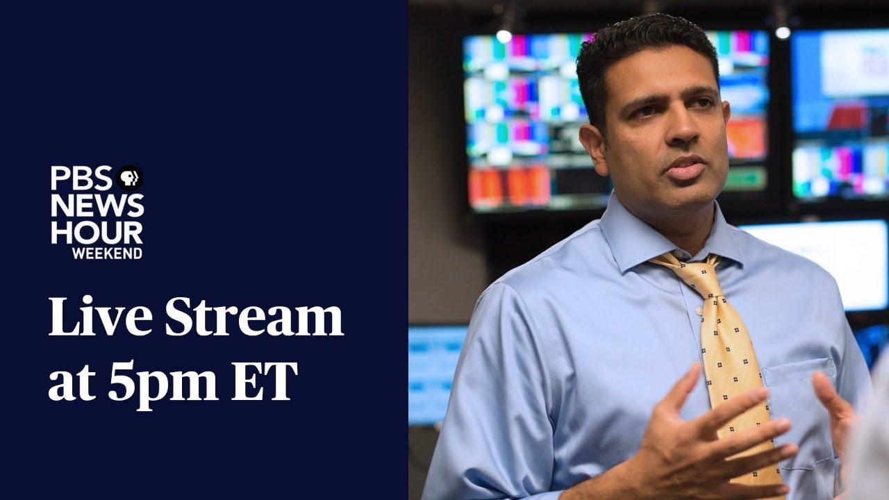 PBS NewsHour Weekend Live Show: December 26, 2020