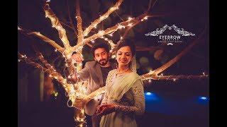 Neeha & Ansil | Nikkah Highlights | Eyebrow Weddings