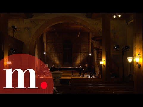 Martha Argerich and Nelson Goerner perform Debussy's En blanc et noir, L. 134