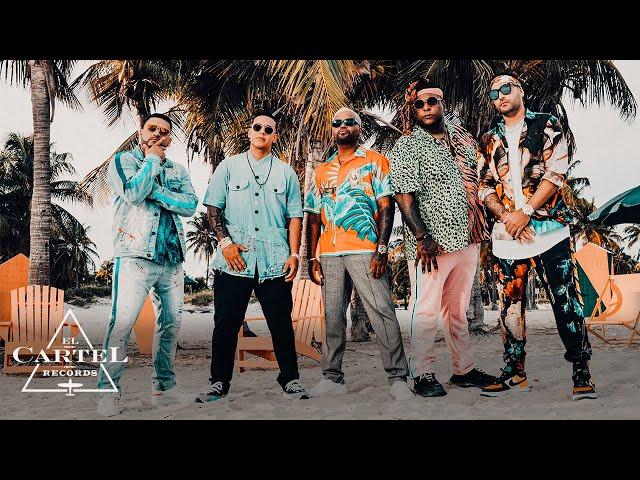 Play-N-Skillz, Daddy Yankee, Zion & Lennox - Bésame (Video Oficial)