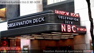 New York City - Video Tour Of A Furnished Apartment On 52nd Street & 2nd Avenue ( Midtown East )