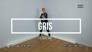 J Balvin - Gris (Zumba Fitness Coreo)