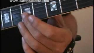 Clapton-style Licks Ala Reconsider Baby, Pt 2
