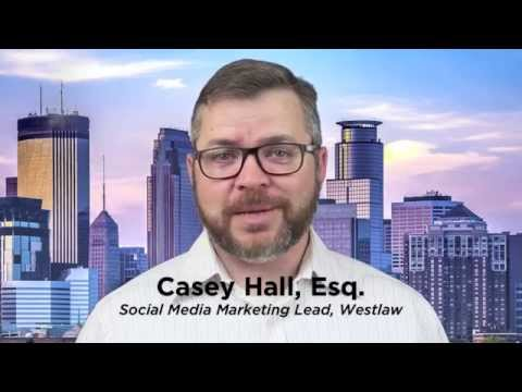 """Minneapolis Event! """"Social Media for Lawyers"""""""