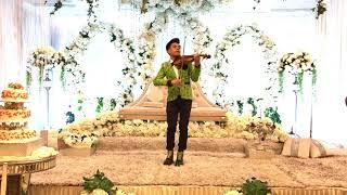 vuclip Aqmal Daniel - Bunga (Violin Cover)