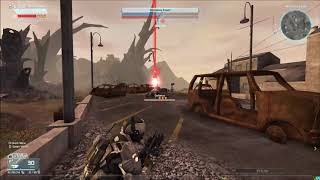 Defiance Gameplay 3/6/2018- Monterey Coast- Capture And Hold PVP- pc