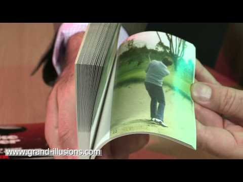 Golf Flick Books