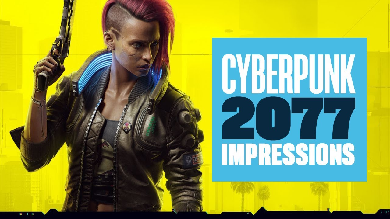 Cyberpunk 2077 Review - Cyberpunk 2077 PC Gameplay and Impressions