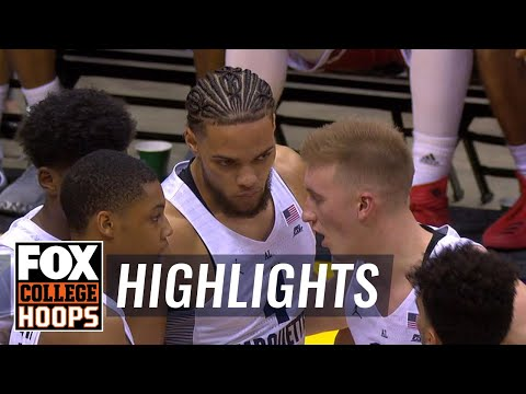 Marquette vs Northern Illinois   Highlights   FOX COLLEGE HOOPS