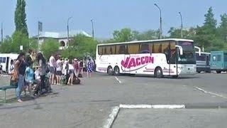 В Луганской области набирают популярность автобусные рейсы в Россию(, 2016-08-01T16:32:10.000Z)