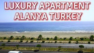 LUXURY APARTMENT FOR SALE ALANYA TURKEY. 360.000 EURO
