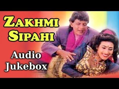 Zakhmi Sipahi - Juke Box - Mithun Chakraborty - Abhijeet - Ila Arun - Kumar Sanu