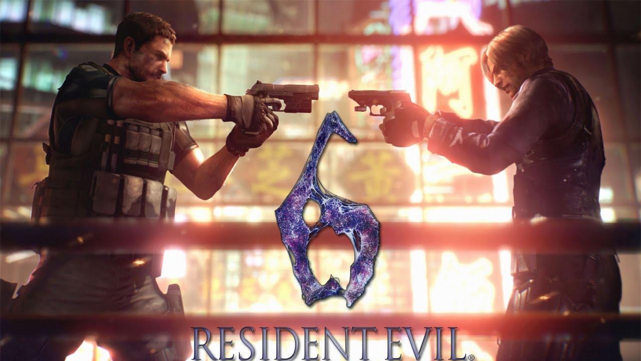 Resident Evil 6 Elicottero : Jogando e aprendendo resident evil xbox youtube