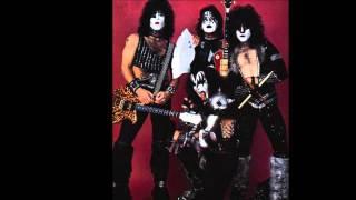 Kiss - Is That You - Lyrics